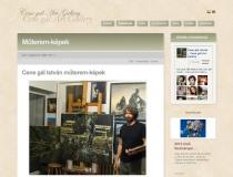 Cene gál István festőművész galériája
