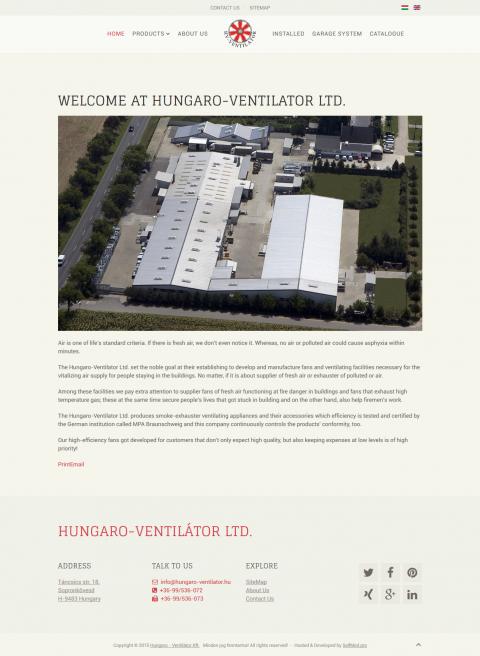 Hungaro-Ventilator
