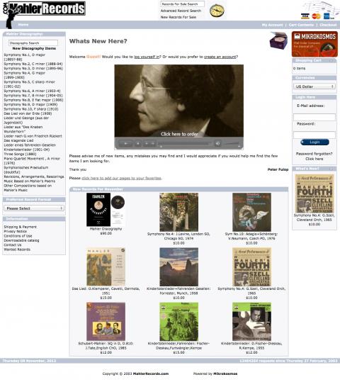 MahlerRecords