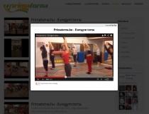 """Príma Torna """"Euro-Gym"""""""