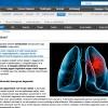TüdőKlub - tüdőbetegségek portálja