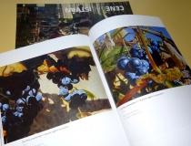 István Cene gal, painter artist - art album