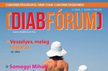 DiabFórum diabétesz magazin