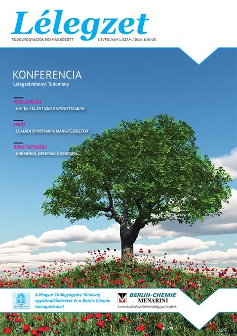 Lélegzet – Magyar Tüdőgyógyász Társaság kulturális, társasági magazinja